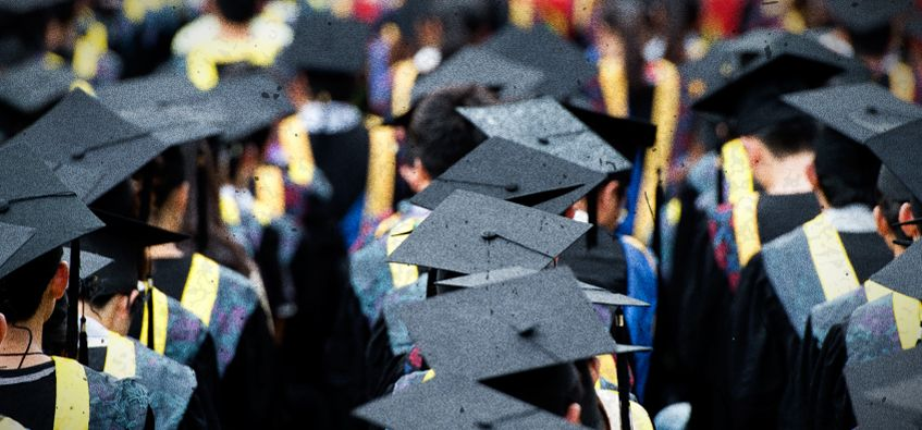 Congratulations, graduates! Now get ready to work for free