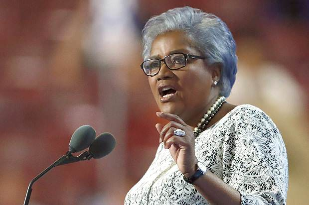 Why is Donna Brazile still emailing me? The tone-deaf DNC has no credibility