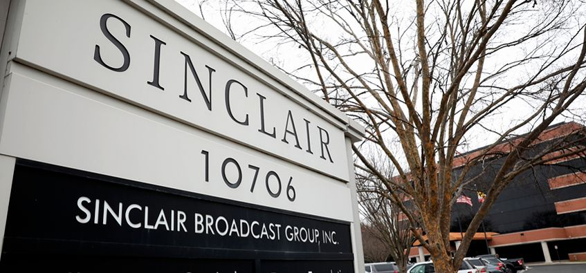 How Sinclair is Taking Over Local News